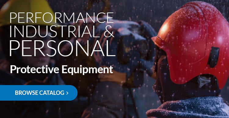 Performance industrial & Personal Protective Equipment.